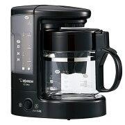 象印 コーヒーメーカー 4杯 EC-GB40-TD ダークブラウン【送料無料】