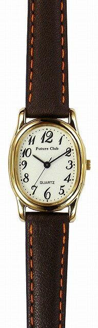 【Future Club】フューチャークラブ レディース腕時計 FC-061LA-05 日常生活用防水(日本製) /10点入り(き) Future Club フューチャークラブセイコー 腕時計 クオーツ