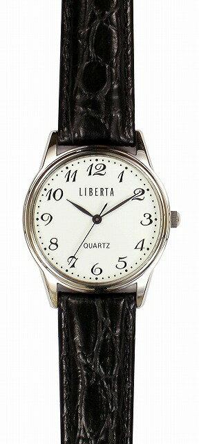 【LIBERTA】リベルタ レディース腕時計 LI-043LB-01 日常生活用防水 (日本製) /5点入り(き) LIBERTA リベルタは国内にて製造しております。