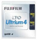 <LTOテープ>富士フイルムコンピューターメディア( LTO Ultrium 4 / 非圧縮時800GB・圧縮時1.6TB ) LTO FB UL-4 800G U(代引き不可)