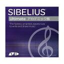 アビッドテクノロジー Sibelius Ultimate アカデミック版 BTSBUTH311(代引不可)