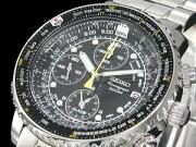 セイコー SEIKO 腕時計 時計 クロノグラフ アラーム SNA411P1【楽ギフ_包装】