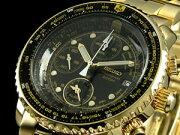 セイコー SEIKO 腕時計 クロノグラフ アラーム SNA414P1【楽ギフ_包装】