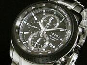セイコー SEIKO 腕時計 時計 クロノグラフ アラーム SNAB51P1【楽ギフ_包装】