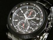 セイコー SEIKO 腕時計 時計 クロノグラフ アラーム SNAB53P1【楽ギフ_包装】