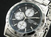 セイコー SEIKO 腕時計 時計 クロノグラフ メンズ SND365【楽ギフ_包装】