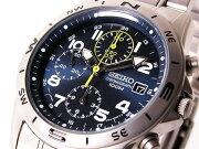 セイコー SEIKO 腕時計 時計 クロノグラフ メンズ SND379【楽ギフ_包装】