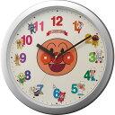 アンパンマン 掛時計 4KG713-M19(代引不可)