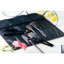 熊野化粧筆セット 筆の心 ブラシ専用ケース付 KFi-K307(代引不可)【smtb-f】