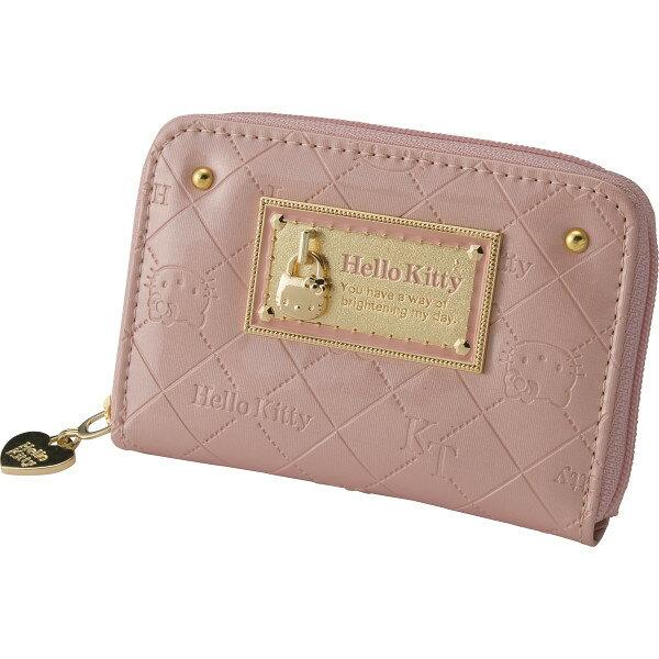 ハローキティ コイン カードケース ピンク ブラメタルシリーズ 装身具 財布 小銭入れ HK26-4PK(代引不可)