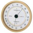 EMPEX (エンペックス) 温度・湿度計 スーパーEX高品質 温度・湿度計 壁掛用 EX-2748 シャンパンゴールド