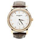時計 メンズ ブランド 腕時計 pierretalamon (ピエールタラモン) 腕時計 メンズ ウォッチ スモールセコンド バーインデックス ブラックxピンクゴールド PT-5100H-5