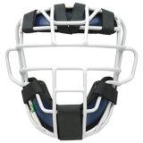 ZETT(ゼット) BLM3295 PROSTATUS 軟式野球用マスク ネイビーシルバーグレー