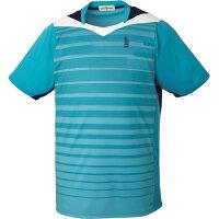 GOSEN(ゴーセン) ゲームシャツ T1512 【カラー】エメラルドブルー 【サイズ】LL【S1】の画像