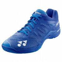 Yonex 【サイズ】25.0 バドミントンシューズ POWER CUSHION AERUS 3 MEN SHBA3M 【カラー】ブルーの画像