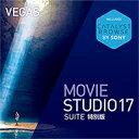 VEGAS Movie Studio 17 Suite 特別版 ダウンロード版 / 販売元:ソースネクスト株式会社
