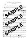 數位內容 - 【ダウンロード楽譜】 サマータイム ブルース -アルバム「tokyo」より-/渡辺美里(ピアノ弾き語り譜 初級2)