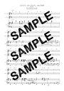 【ダウンロード楽譜】 ふたりで、ひとつだから。 feat.WISE/Dear(ピアノ弾き語り譜 初級1)