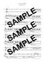 【ダウンロード楽譜】 デッサン#2 春光/ポルノグラフィティ(ピアノ弾き語り譜 初級1)