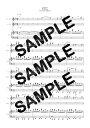 【ダウンロード楽譜】 adore/Kalafina(ピアノ弾き語り譜 初級2)