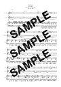 數位內容 - 【ダウンロード楽譜】 アクセス/福山雅治(ピアノ弾き語り譜 初級1)
