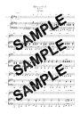 【ダウンロード楽譜】 僕のシンデレラ/テゴマス(ピアノ弾き語り譜 中級2)