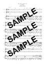 【ダウンロード楽譜】 ウェディングロード/松田聖子(ピアノ弾き語り譜 )