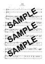 【ダウンロード楽譜】 秘密/岡崎律子(ピアノ弾き語り譜 初級1)