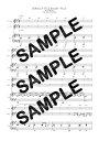 数码内容 - 【ダウンロード楽譜】 泣き出しそうだよ feat.あいみょん/RADWIMPS(ピアノ弾き語り譜 初級1)