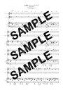 【ダウンロード楽譜】 お願いジュンブライト/牧野由依(ピアノ弾き語り譜 初級2)