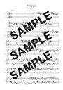 【ダウンロード楽譜】 涙のリフレイン/辛島美登里(ピアノ弾き語り譜 初級1)