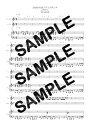 【ダウンロード楽譜】 SMAPのポジティブダンス/SMAP(ピアノ弾き語り譜 初級2)