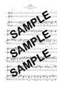 【ダウンロード楽譜】 星影/DEEP(COLOR)(ピアノ弾き語り譜 初級1)