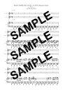 楽天楽天ブックス(ダウンロード)【ダウンロード楽譜】 BAD COMMUNICATION -ULTRA Pleasure Style-/B'z(ピアノ弾き語り譜 初級1)
