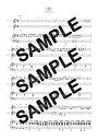【ダウンロード楽譜】 夕焼け/GiFT(ピアノ弾き語り譜 初級1)