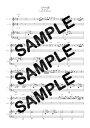 【ダウンロード楽譜】 ミヨリの森/元ちとせ(ピアノ弾き語り譜 初級1)