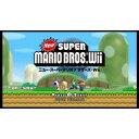 [Wii U] New スーパーマリオブラザーズ Wii (ダウンロード版) ※999ポイントまでご利用可
