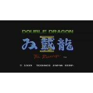 [Wii U] ダブルドラゴンII The Re...の商品画像