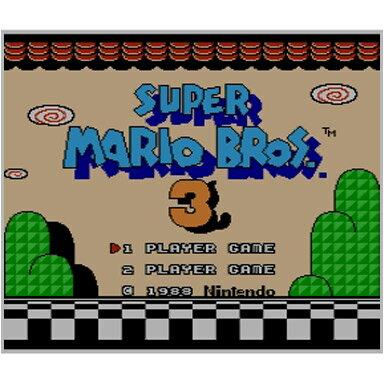[3DS] スーパーマリオブラザーズ3 (ダウンロード版)