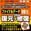 【11%OFFクーポン対象】ファイナルデータ10plus 復元+Office修復 ダウンロード版