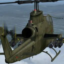 Area 51 Simulations AH-1S Cobra (コブラ) / 販売元:株式会社オーバーランド