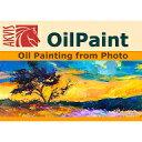 AKVIS OilPaint Homeプラグイン v.7.0