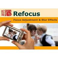 AKVIS Refocus Homeプラグイン v.8.0