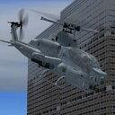 Area 51 Simulations AH-1Z Viper (ヴァイパー) / 販売元:株式会社オーバーランド