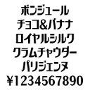 カナフェイス ボンジュール MAC版TrueTypeフォント /販売元:株式会社シーアンドジイ