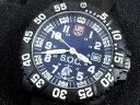 未使用品 ルミノックス LUMINOX 3050 SERIES 3053 SOC SET 腕時計 ネイビー メンズ 【中古】【ベクトル 古着】 161112 古...