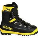 ショッピングゾロ アゾロ メンズ ブーツ・レインブーツ シューズ AFS 8000 Mountaineering Boot Black/Yellow