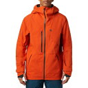ショッピングゴアテックス マウンテンハードウェア メンズ ジャケット・ブルゾン アウター Mountain Hardwear Men's Cloud Bank Gore-Tex Jacket Haze Orange