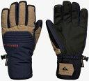ショッピングLIVE クイックシルバー メンズ 手袋 アクセサリー Quiksilver Mens' Hill Gore-Tex Glove Military Olive