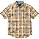 ショッピングソーラー マーモット メンズ シャツ トップス Marmot Men's Syrocco SS Shirt Solar